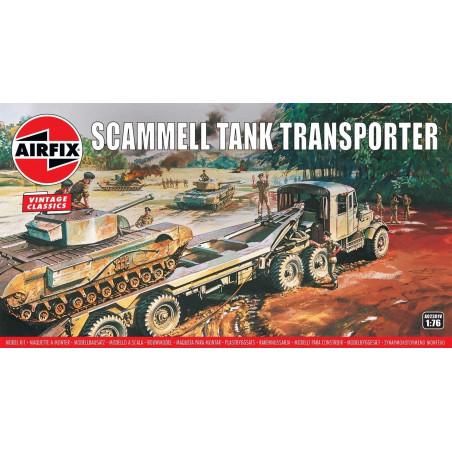 SCAMMELL TANK TRANSPORTER 1/76 AIRFIX