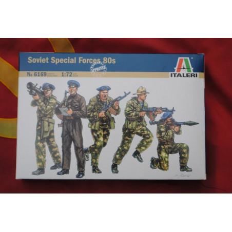 FORCES SPECIAL SOVIETIQUES 1/72 ITALERI
