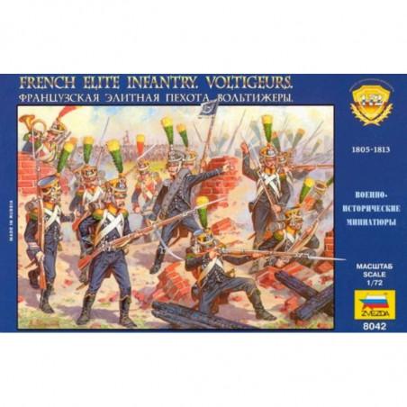 VOLTIGEURS FRANCAIS 1/72 ZVESDA