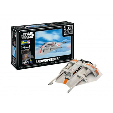 1/29 Revell Model Set Star Wars Snowspeeder 40TH The Empire Stikes Back