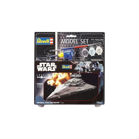MODEL SET IMPERIAL STAR DESTROYER 1/12300 REVELL