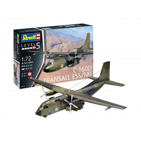 C-160D TRANSALL ESS/NG 1/72 REVELL