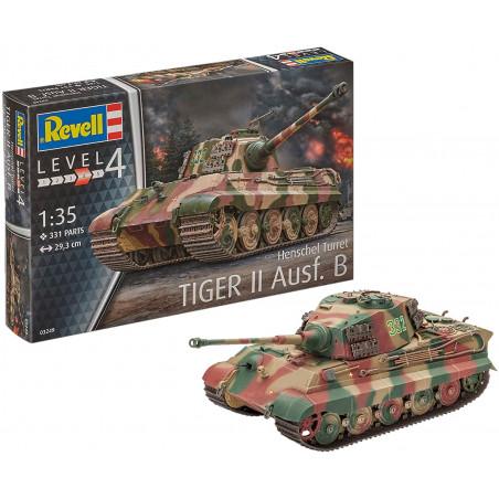 TIGER II AUSF.B 1/35 REVELL