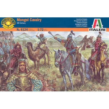 CAVALERIE MONGOLE 1/72 ITALERI