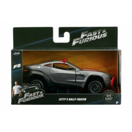 LOCAL MOTORS RALLY FIGHTER FAST AND FURIOUS 1/32 JADA 1