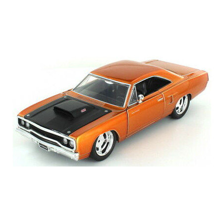 PLYMOUTH ROAD RUNNER 1970 FAST AND FURIOUS 1/24 JADA