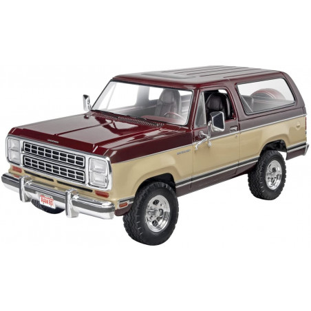 Dodge Ramcharger 1980 REVELL 1/24 0