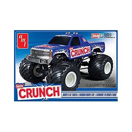 Monster Truck Crunch AMT 1/25