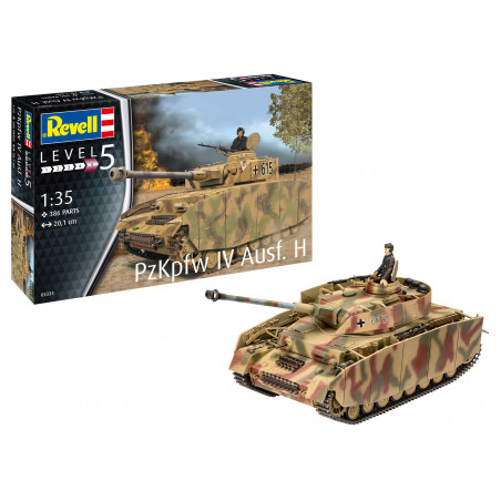 1/35 Revell PzKpfw IV Ausf.H